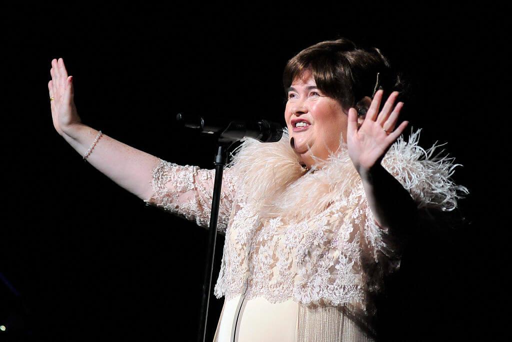 Susan Boyle In Concert