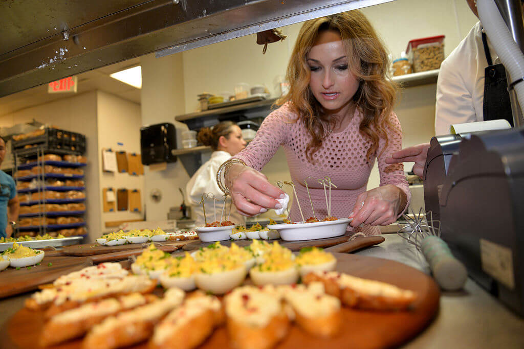 A Perfect Pairing: A Brunch Hosted By Giada De Laurentiis And Andrew Carmellini - 2015 Food Network & Cooking Channel South Beach Wine & Food Festival
