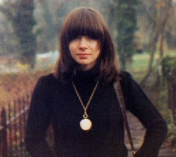 Anna in the 60s