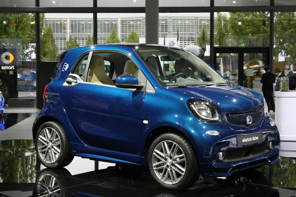 smart fortwo depreciating in value