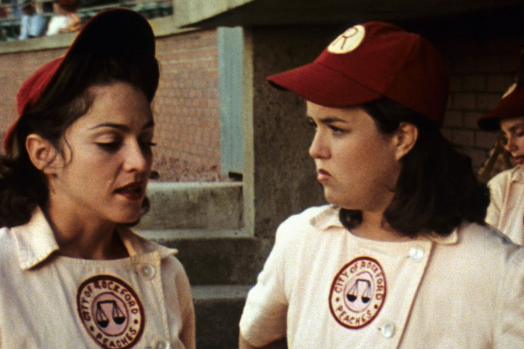 a league of their own tv spinoff