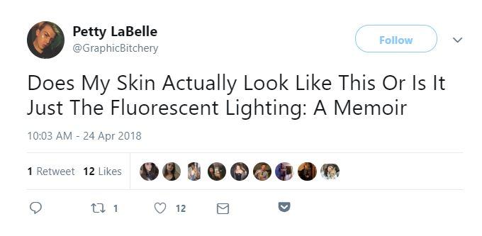 bad lighting