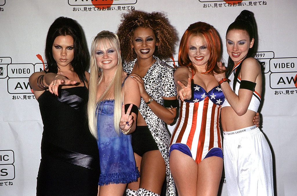spice girls jack in the box