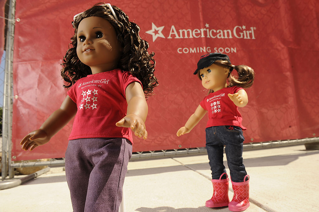 american girl doll differences
