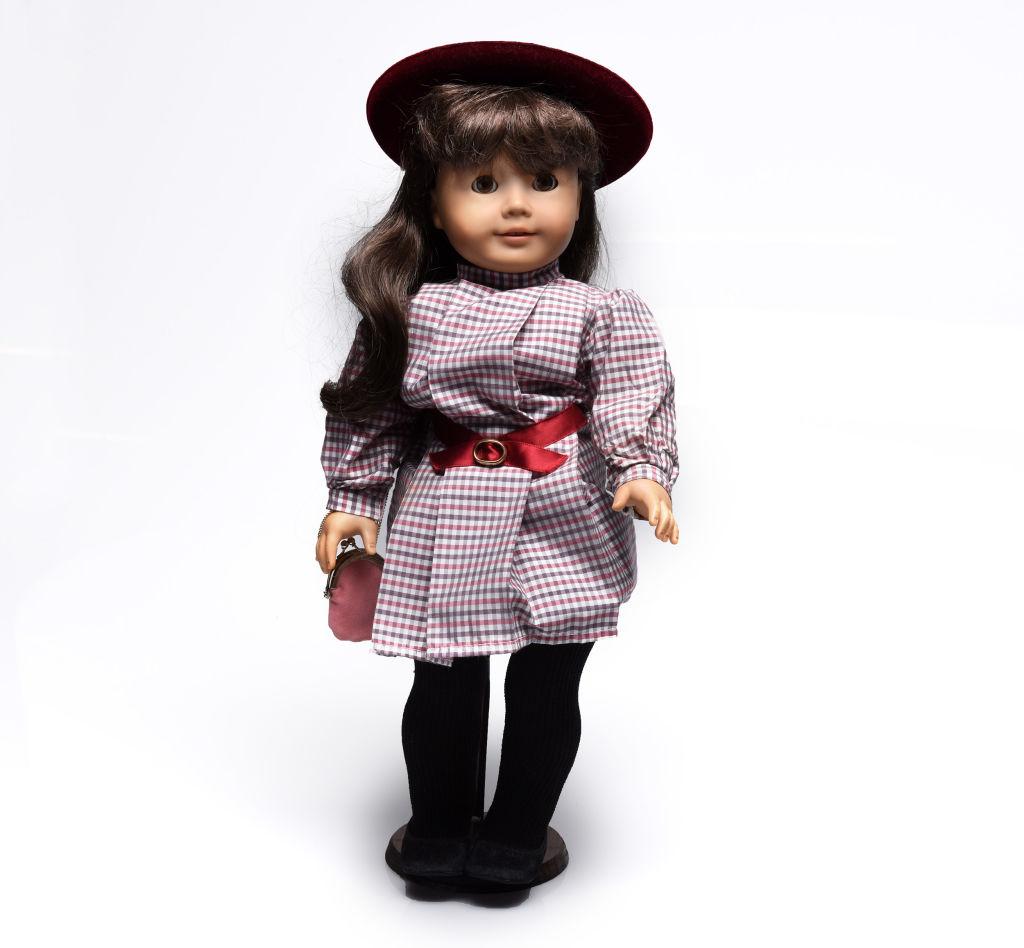 american girl dolls were surprisingly popular