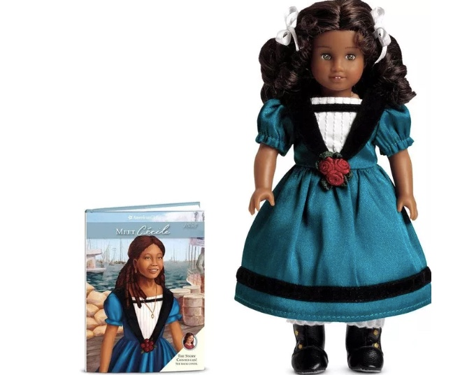 cecile ray american girl doll