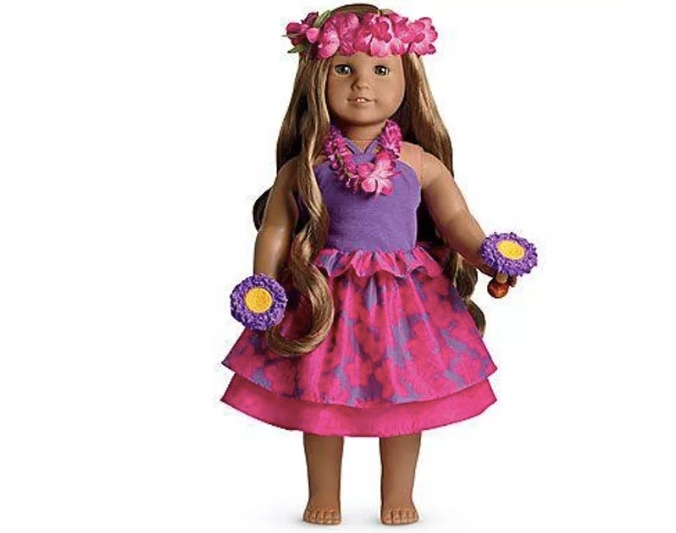 kanani akina american girl doll