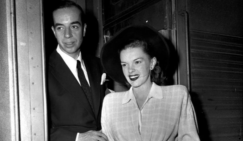 judy garland and vincente minnelli june 1945 director actress marriage