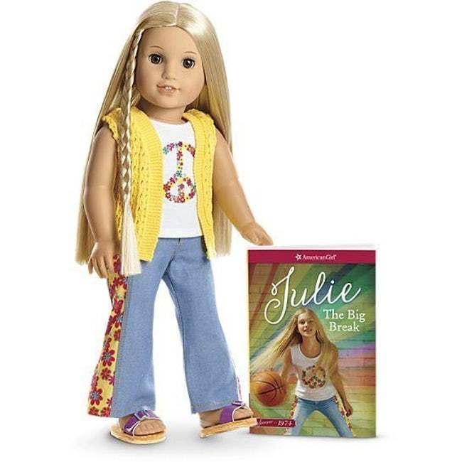 julie albright american girl doll