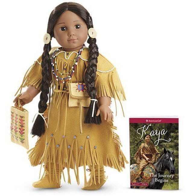 kaya american girl doll