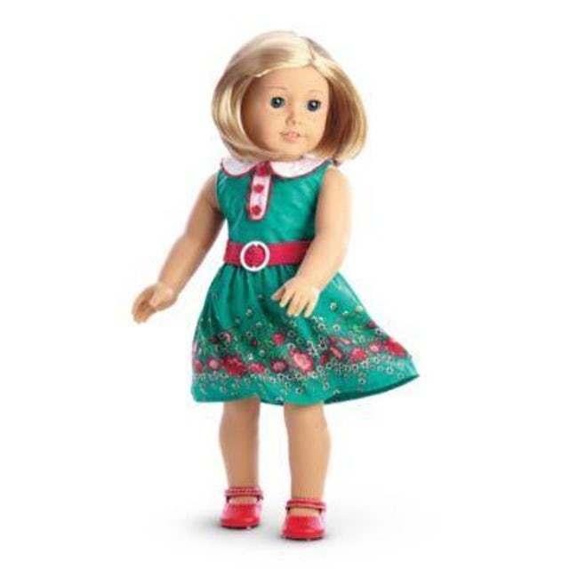 kit-kittredge  american girl doll