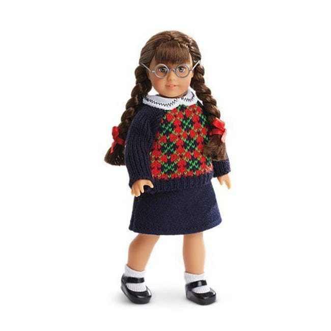 molly-mcintire american girl doll