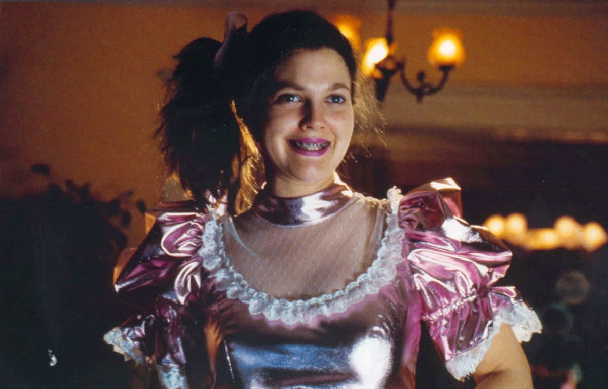 never been kissed josies first dress