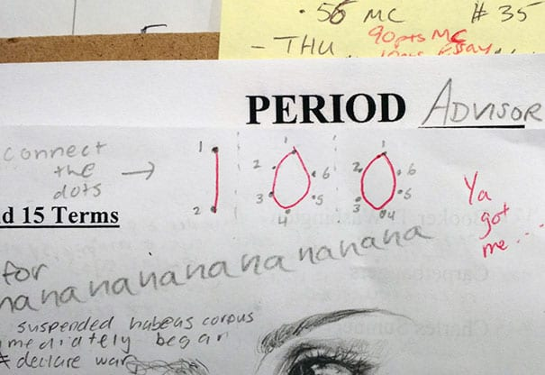 student gets 100 connect the dots