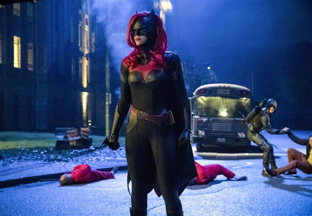 ruby rose batwoman women of dc