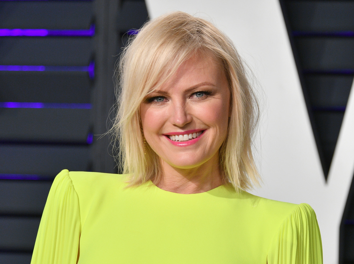 Malin Akerman attends the 2019 Vanity Fair Oscar Party