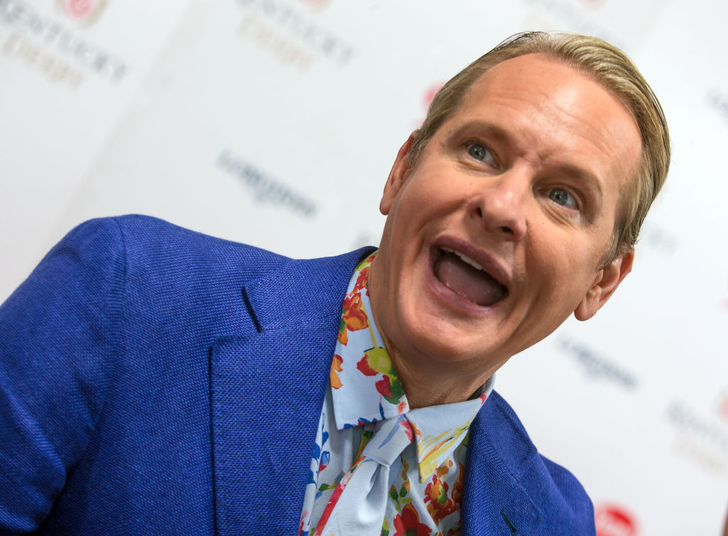 Carson Kressley attends the 143rd Kentucky Derby at Churchill Downs on May 6, 2017 in Louisville, Kentucky.