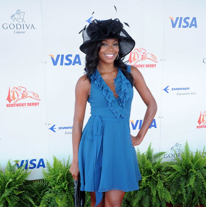 Gabrielle Union attends the 134th running of the Kentucky Derby at Churchill Downs on May 3, 2008 in Louisville, Kentucky