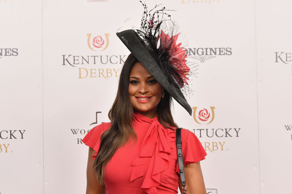 Professional boxer Laila Ali attends Kentucky Derby 144 on May 5, 2018 in Louisville, Kentucky