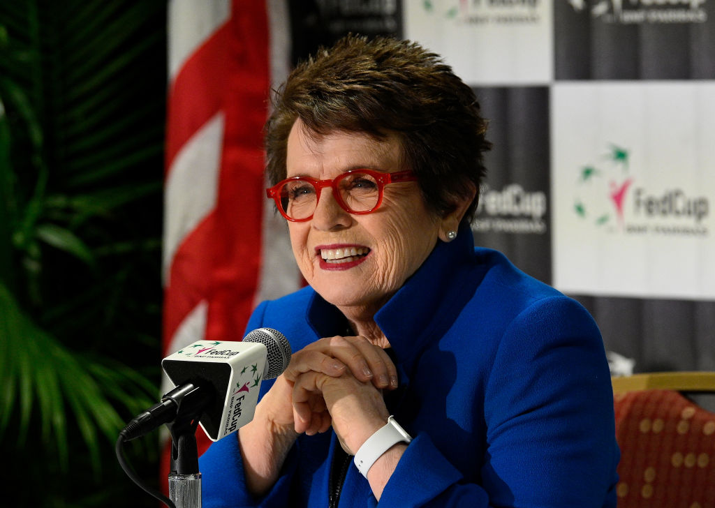 billie jean king presidential medal of freedom