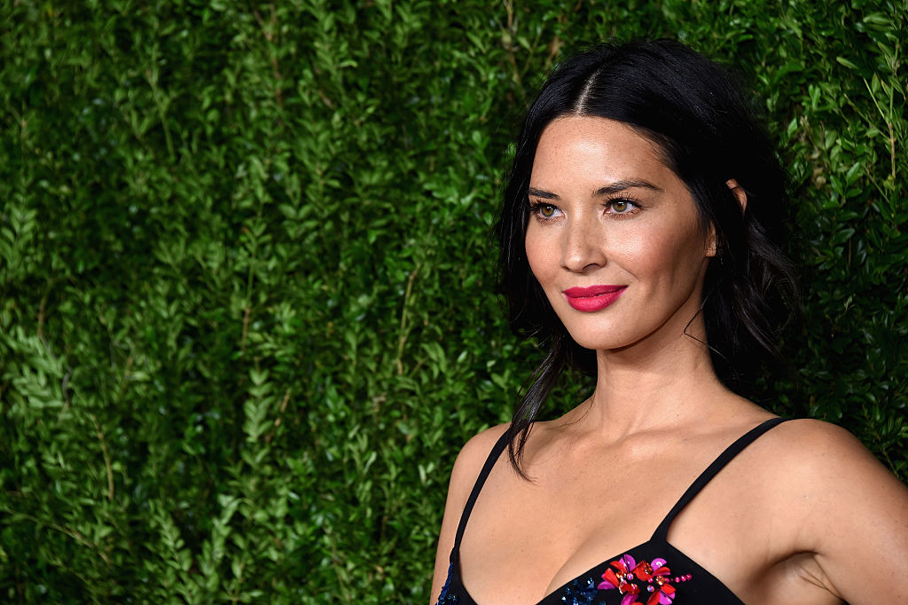 Olivia Munn in real life attends 13th Annual CFDA/Vogue Fashion Fund Awards