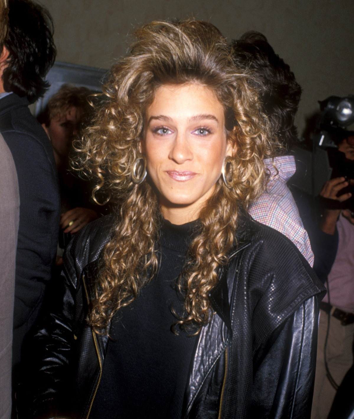 sarah jessica parker 1986 film premier