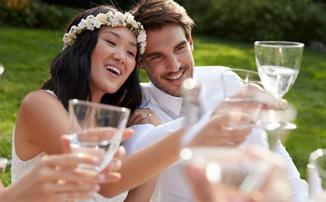 Choose wedding registry gives that will help you and your spouse