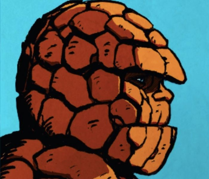 the thing ben grimm fantastic four
