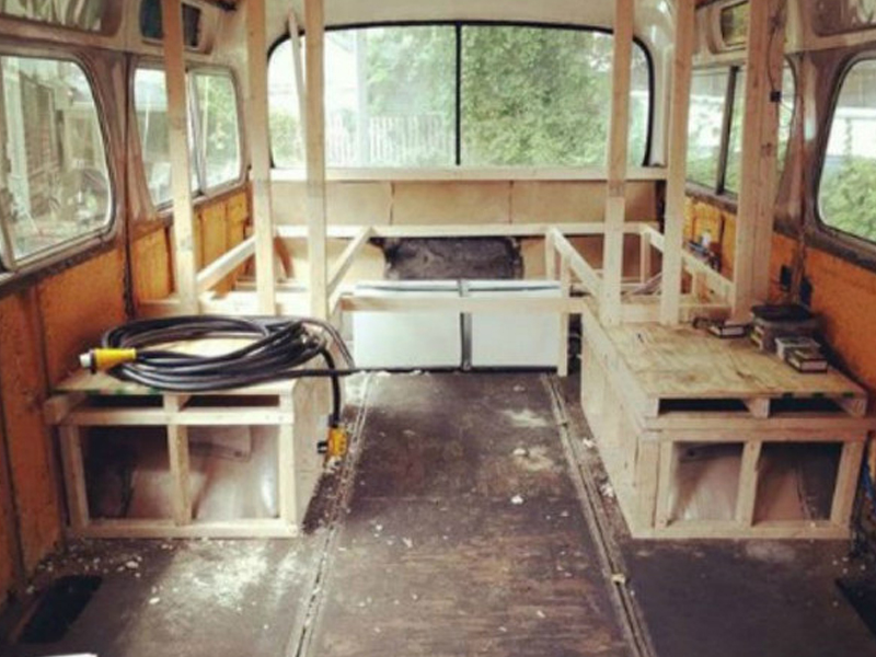 jessie lipskin bus interior was designed with the help of experts