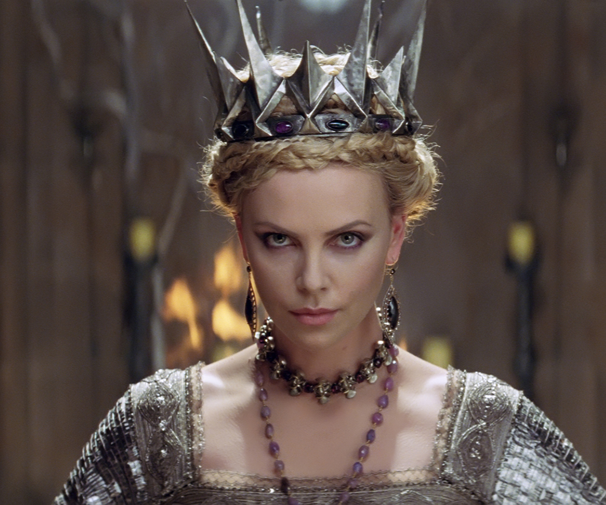 Charlize Theron from Snow White And The Huntsman
