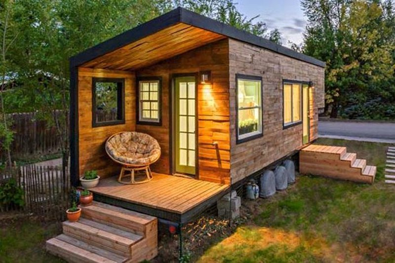 tiny house nation  trailer