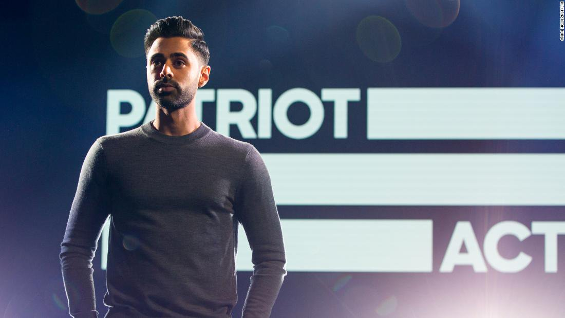 hasan mihaj patriot act