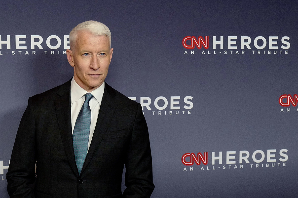 anderson cooper at 12th annual CNN heroes