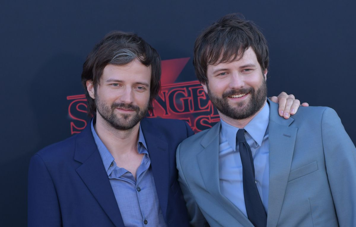 Ross and Matt Duffer, stranger things creators and directors