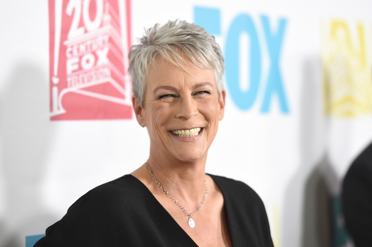 Jamie Lee Curtis Comic-Con International 2015 20th Century Fox party