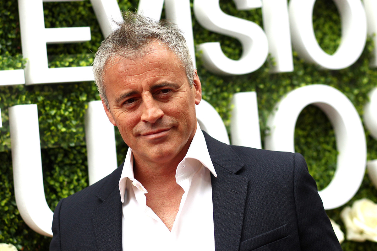 Matt LeBlanc 2017 at CBS' Summer Soiree
