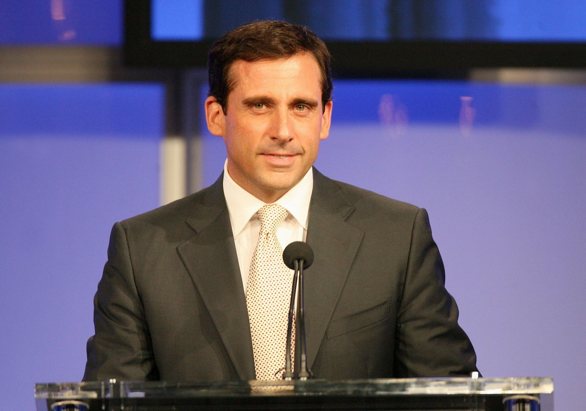 Steve Carell 2005 at TCA Awards