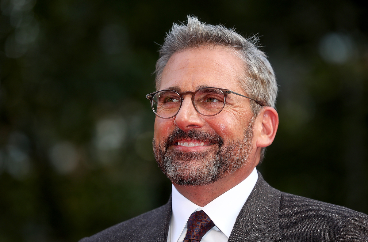 Steve Carell in 2018 at UK Premiere of