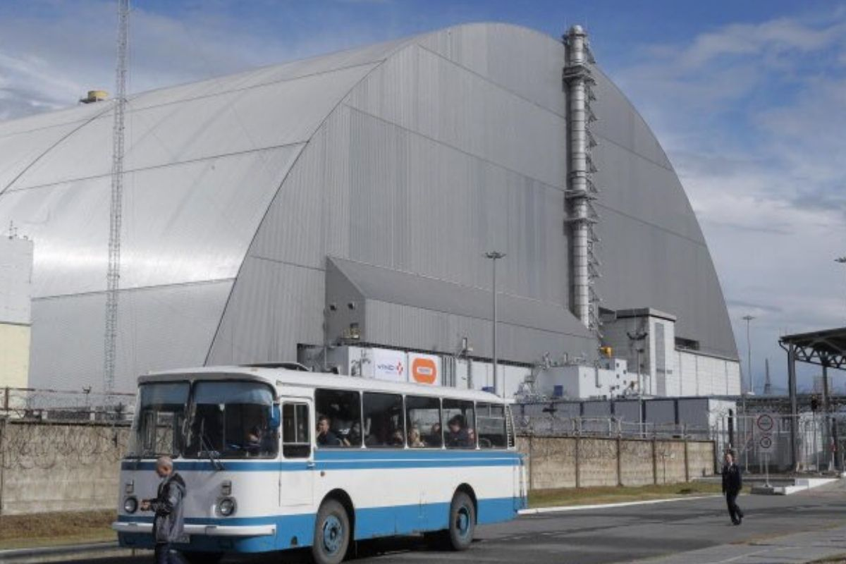 new safe confinement chernobyl