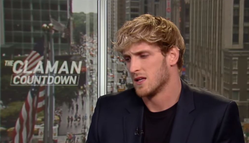 Youtube star Logan Paul on Fox Business News on Youtube