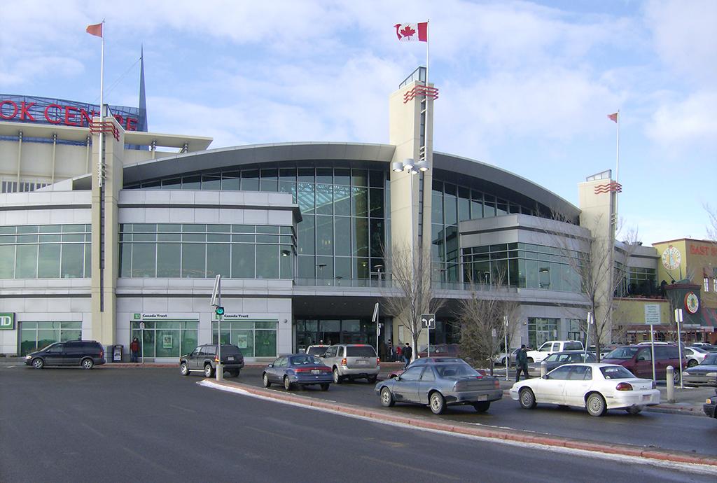Chinook Centre exterior