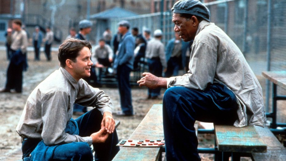 Critically acclaimed film the Shawshank Redemption