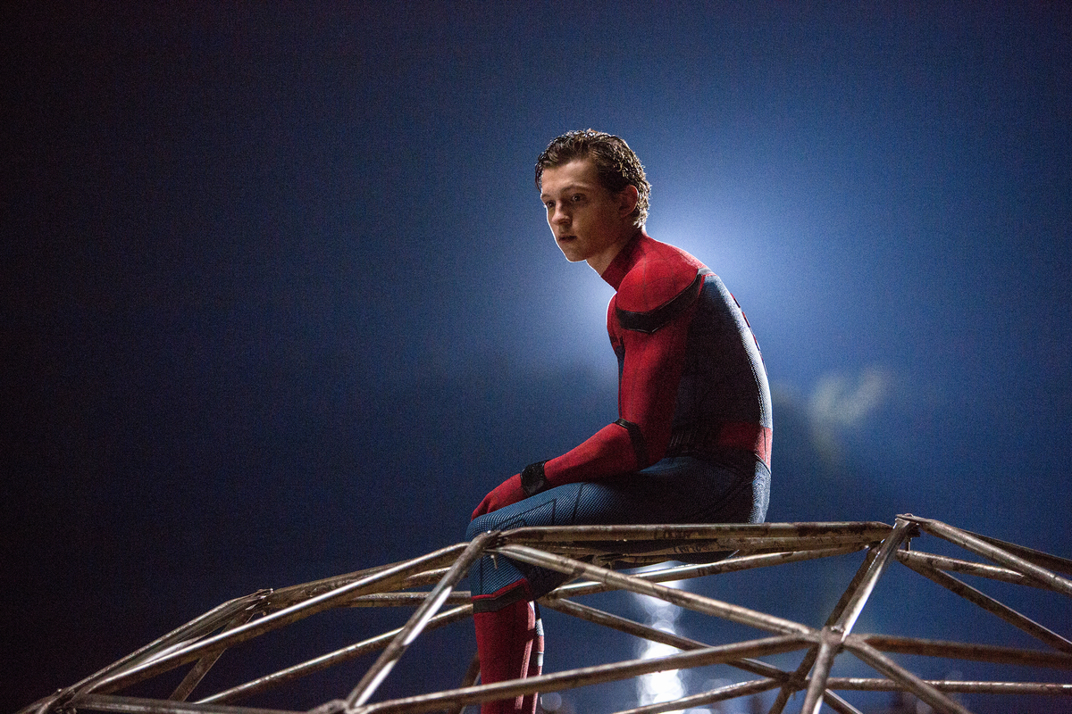 marvel rebooted spider man a third time with tom holland playing the web slinger