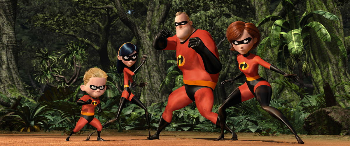 a still from the incredibles