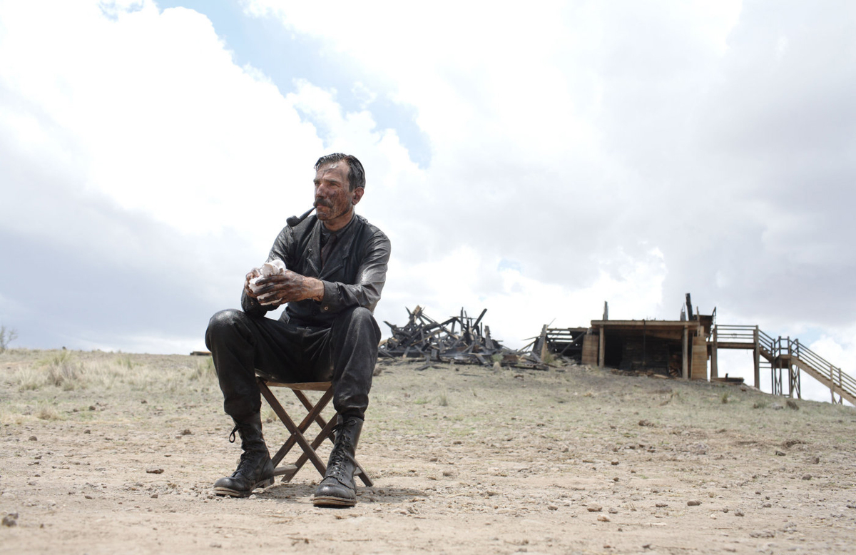 Daniel Day-Lewis' character