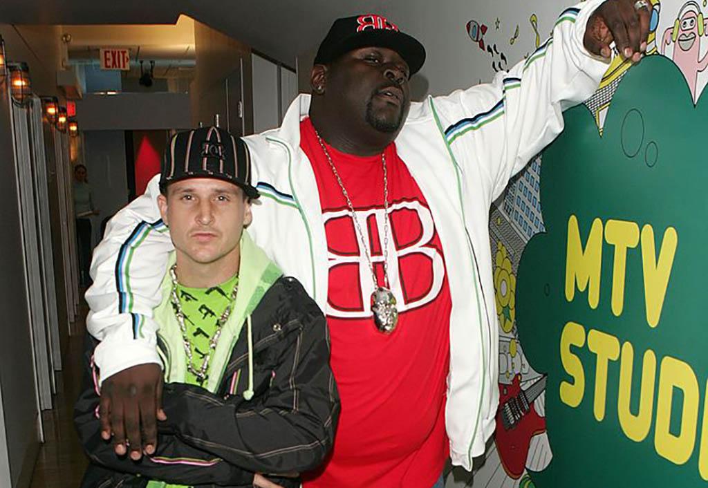 Rob and Big Black
