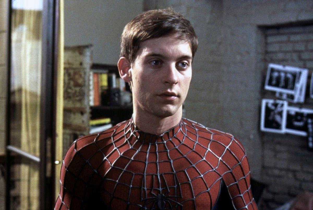 Tobey McGuire - Spider-Man