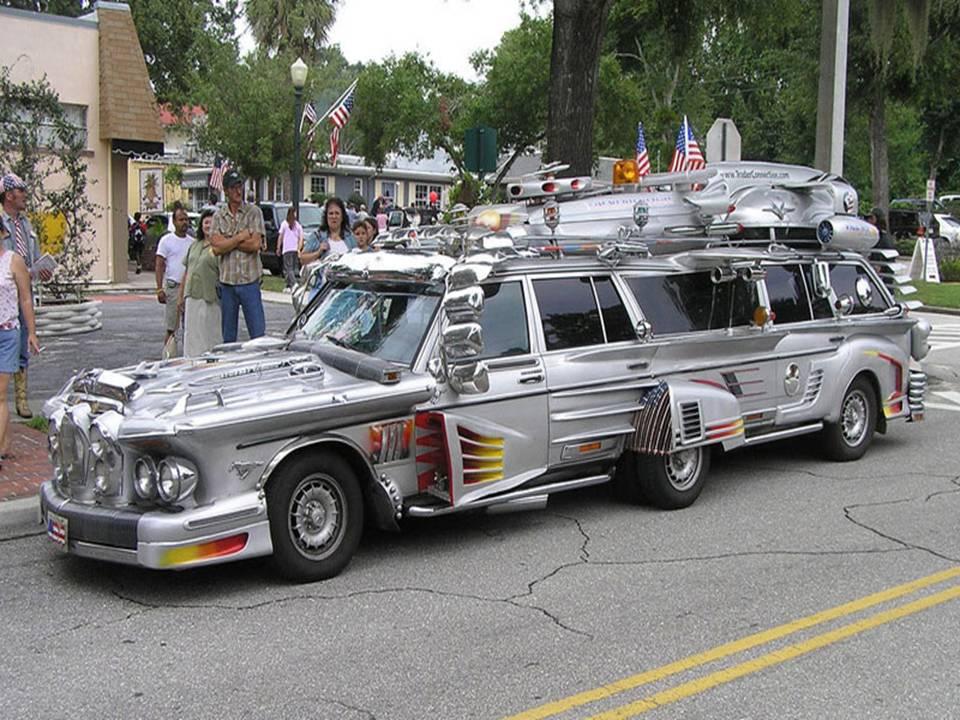 strange limo