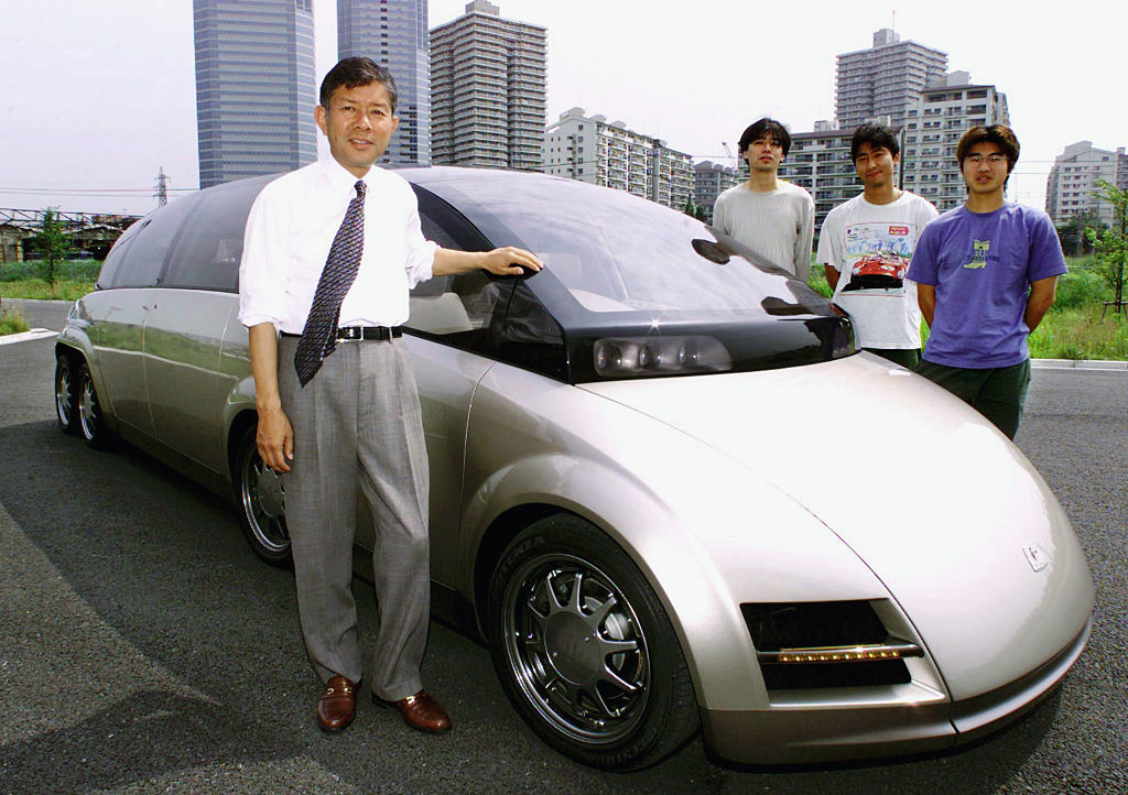 kaz all electric limo