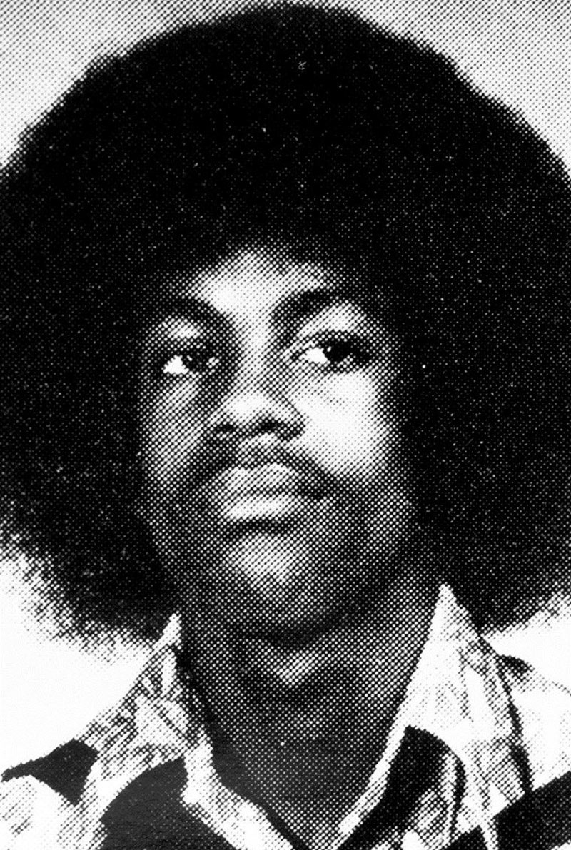 Prince in high school